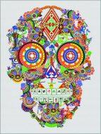 "Vaip ""Gambling skull""-0"