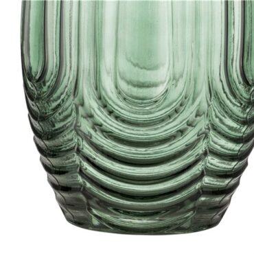 Roheline klaasist vaas -4210