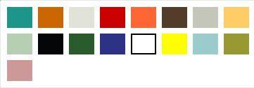 Võre värvivalik