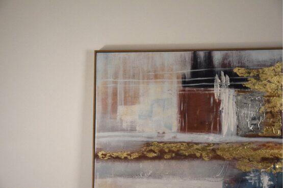 Abstraktne maal raamiga-4829