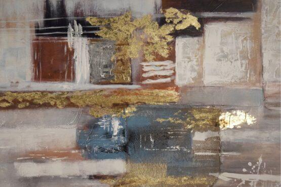 Abstraktne maal raamiga-4830
