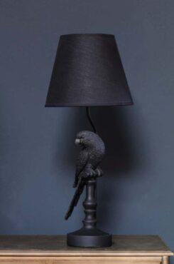 """Lauavalgusti """" Must papagoi""""-0"""