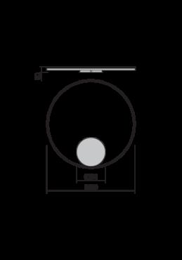 """Seinavalgusti """"Orbit""""-5281"""