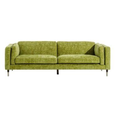 Diivan Green Velvet-5437