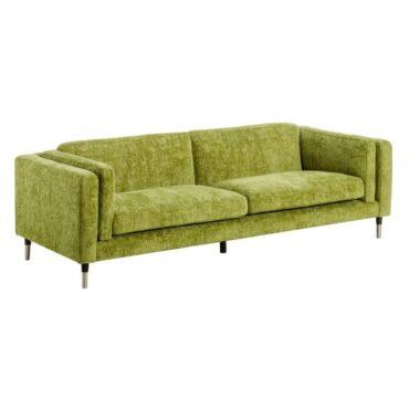 Diivan Green Velvet-5439