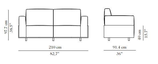 Diivan LIMA-5992