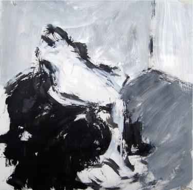 """Abstraktne maal """" Georgia""""-6156"""
