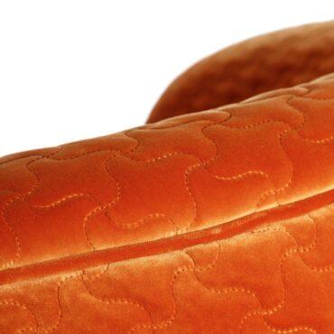 Apelsinivärvi tugitool -6412