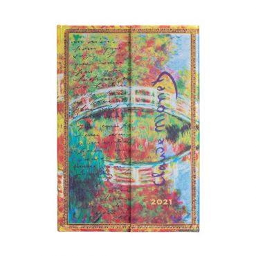 """2021 Kalendermärkmik """"Monet""""-0"""