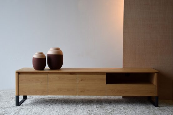tv-cabinet-matt-natural-oak-and-black-steel-base