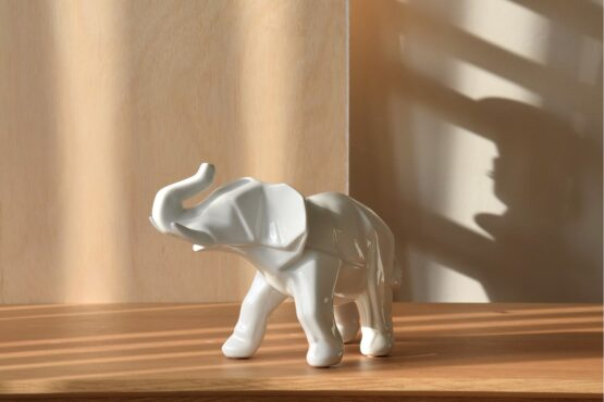 elephant-collection-white-gloss-ceramic-sculpture